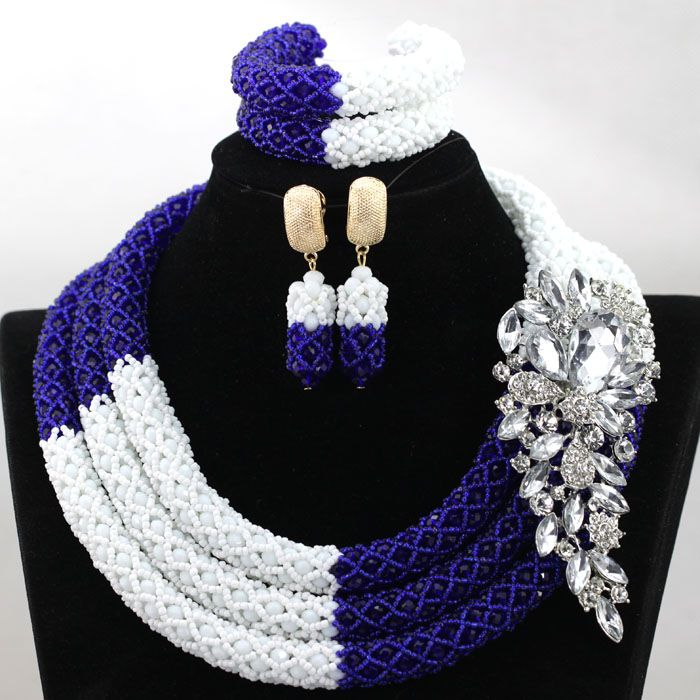 164 best African Beads Jewelry images on Pinterest | African beads ...