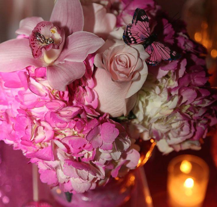 Amina Buttafly Album Release Decor by Primrose Couture