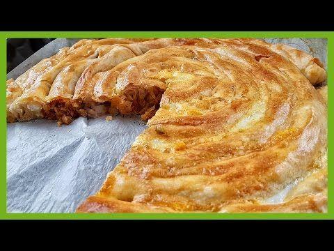 Pırasalı Börek - YouTube