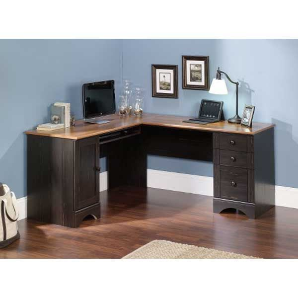 Afw Has An Amazing Selection From Sauder Woodworking Including The Harbor View Corner Computer Desk In Stock Or Quick Ship This And Other Ite