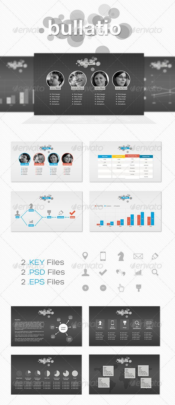 Best Keynote Presentation Images On   Keynote Page