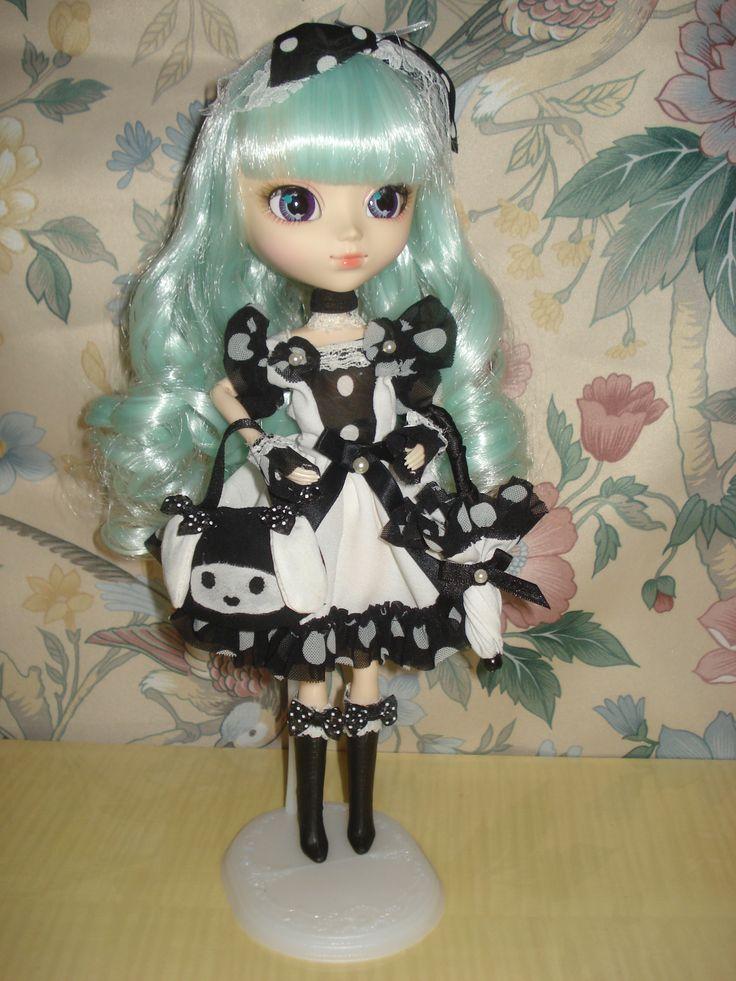 voici une tenue que j'ai réalisé pour ma pullip Alice