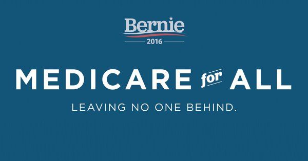 #Media #Oligarchs #MegaBanks vs #union #occupy #BLM #SDF #Humanity   Medicare for All: Leaving No One Behind  https://berniesanders.com/issues/medicare-for-all/   It has been the goal of Democrats since Franklin D. Roosevelt to create a universal health care system guaranteeing health care to all people. Every other major industrialized nation has done so. It is time for this country to join them and fulfill the legacy of Franklin D. Roosevelt, Harry Truman, Lyndon B. Johnson and other great…