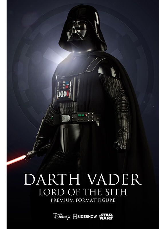 Darth Vader: Lord of the Sith - Star Wars Episode VI Premium Format Figure