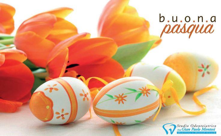 Buona Pasqua da tutto lo staff dello studio! #buonapasqua #happyeaster #studiodentisticomontosi