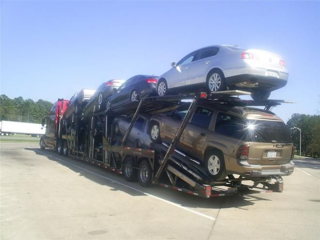 Used Car Hauler Trailers For Sale In Washington State