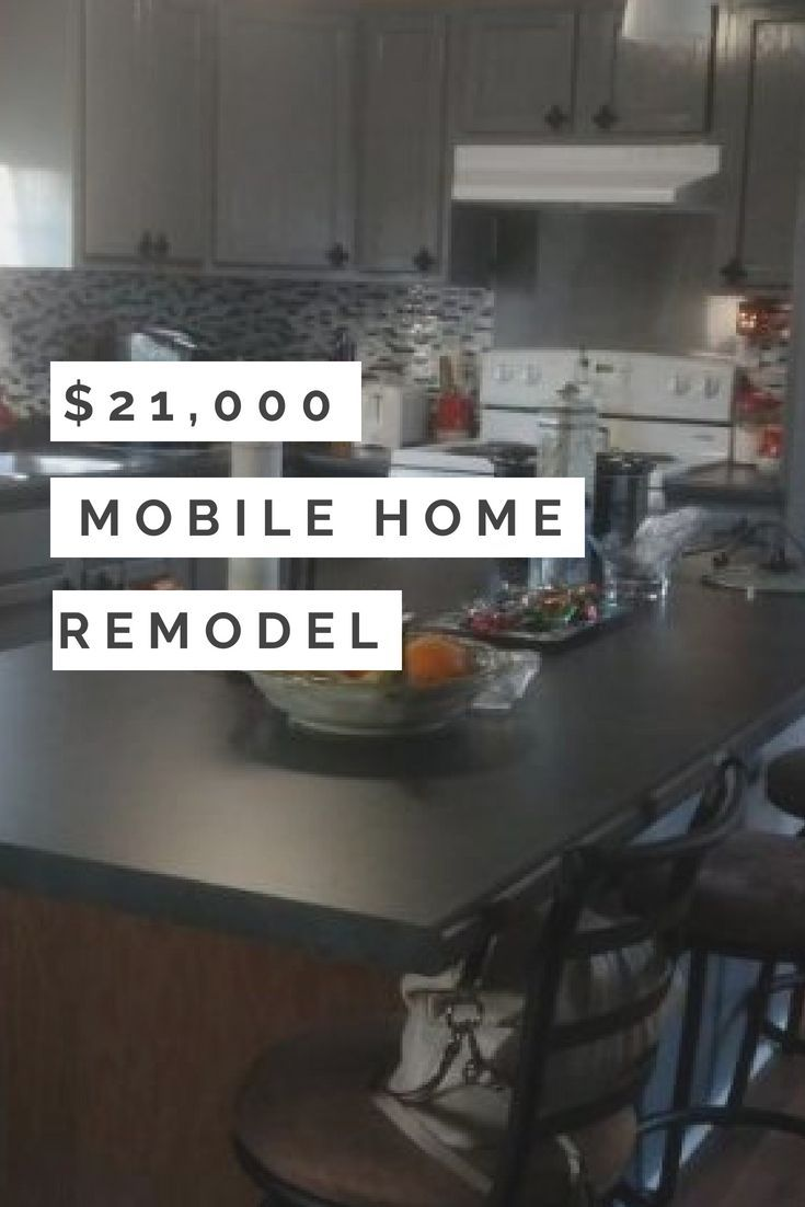 A Look At Guy's $21,000 DIY Single Wide Transformation | Mobile Home