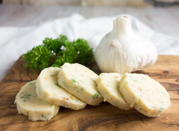 Easy Parsley Garlic Butter