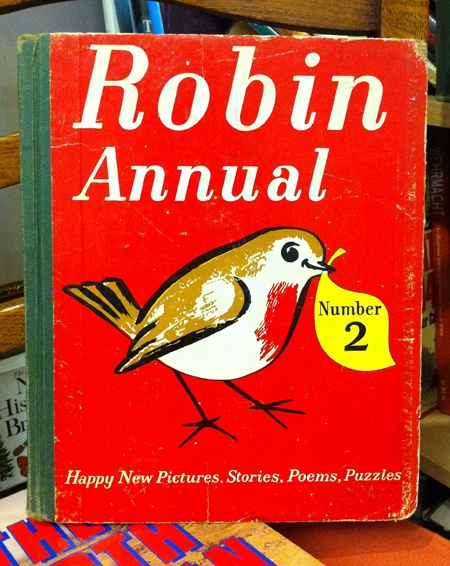 Robin Annual number 2 1950s