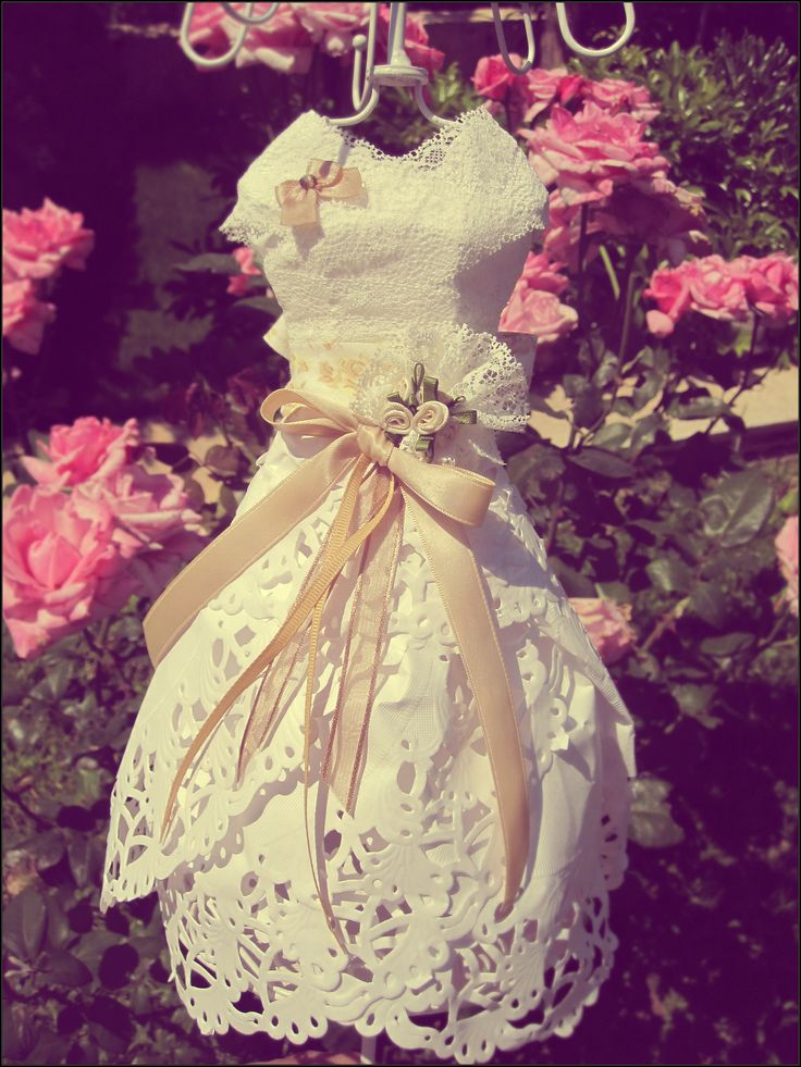 mini wedding dress