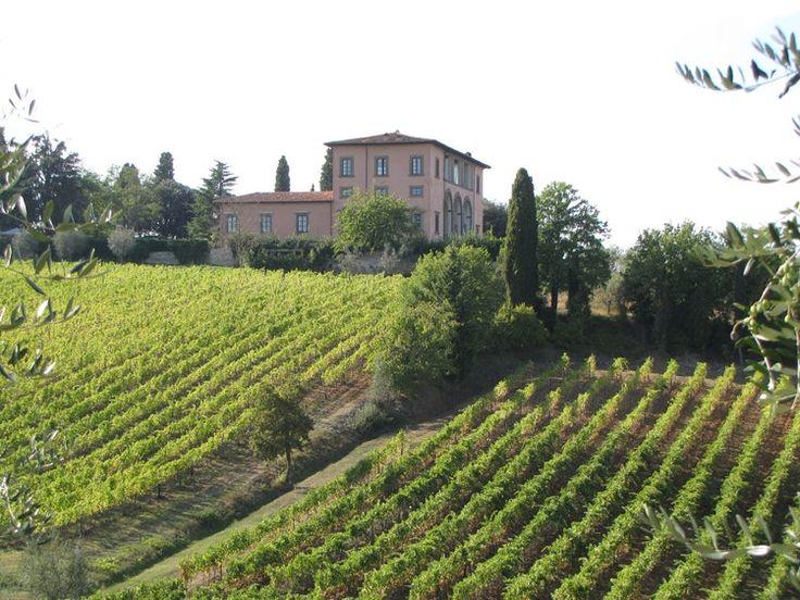 Do it yourself wine tasting in Chianti