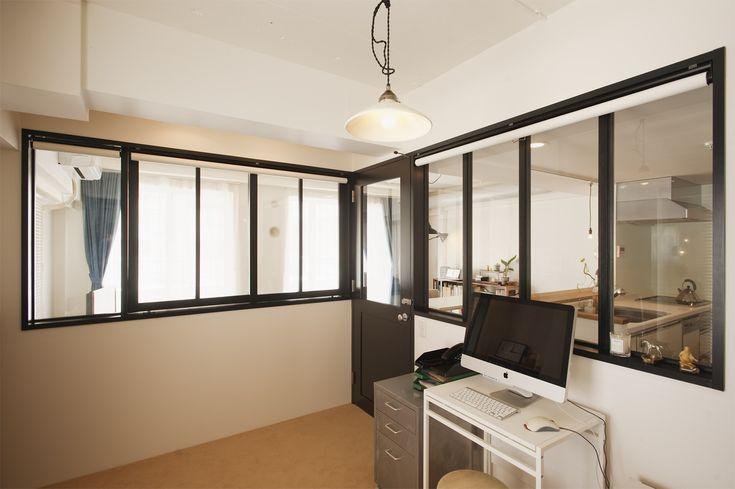 リフォーム・リノベーションの事例|室内窓|施工事例No.267ちょうどよい距離感を内窓で・・・|スタイル工房