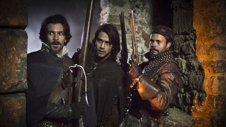 BBC One - The Musketeers, Series 1 - Exclusive pictures from The Musketeers
