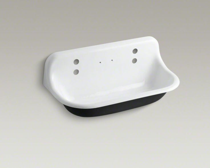 Industrial Trough Sink : kohler trough sink (commercial line) Trough sinks Pinterest