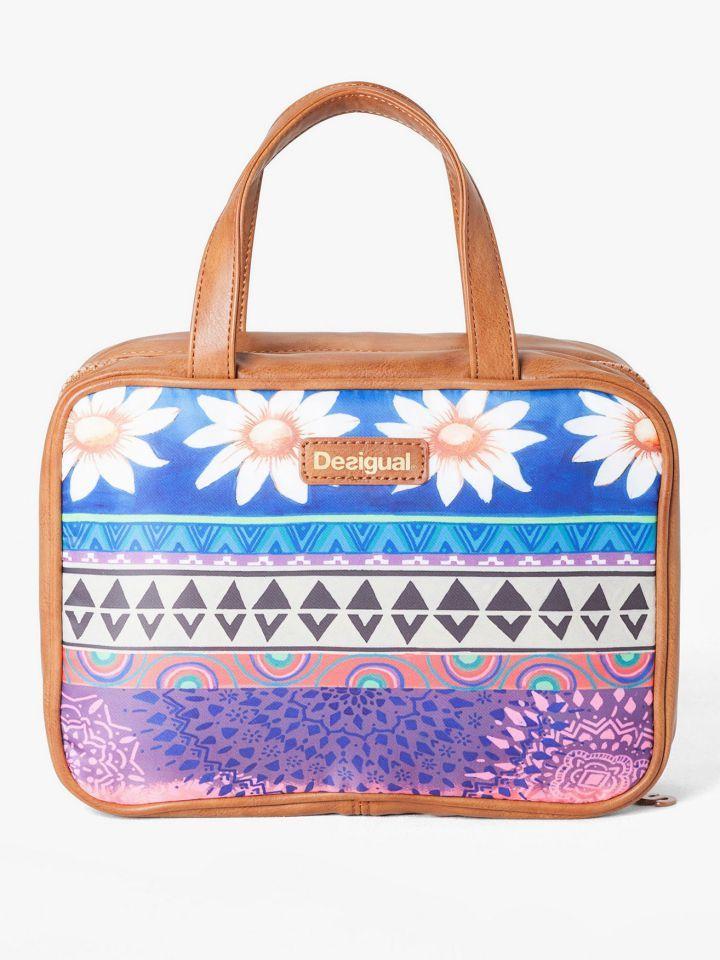 Desigual Women S Saint Tropez Travel Pouch Available At Essentialapparel Bags Desigual Pouch