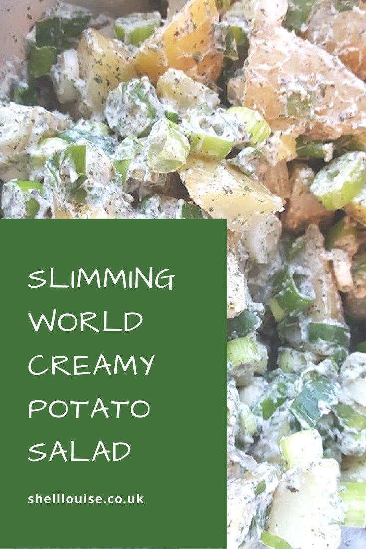 Potato Salad Recipe Uk Slimming World
