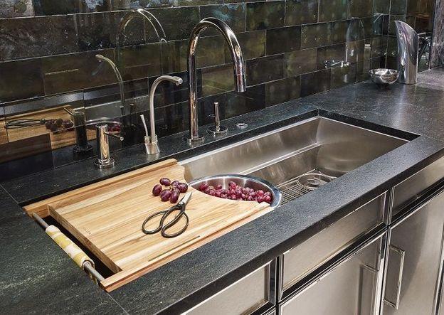 36 The True Meaning Of Undermount Kitchen Sinks 228 With Images Undermount Kitchen Sinks Large Kitchen Sinks Kitchen Styling