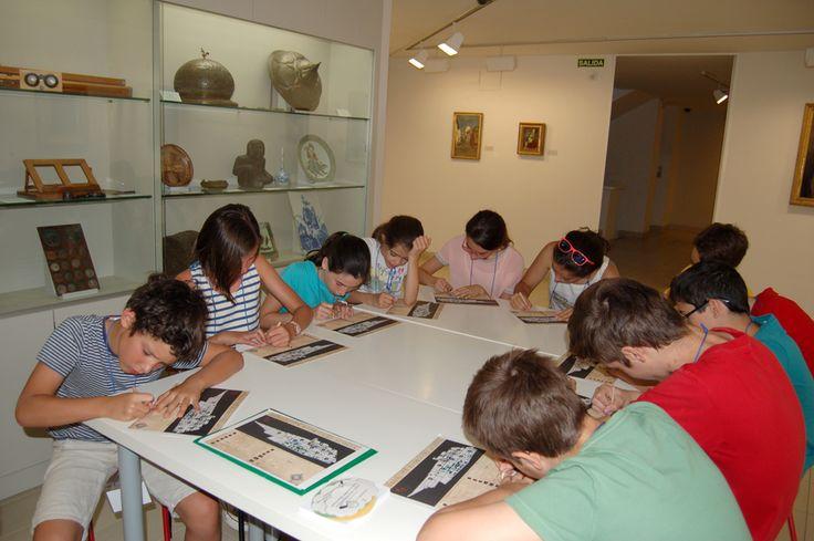 En el primer turno del taller de Literatura y patrimonio,