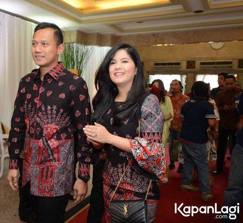 Sosok Agus Yudhoyono Di Mata Annisa Pohan, Romantis Nggak Sih?