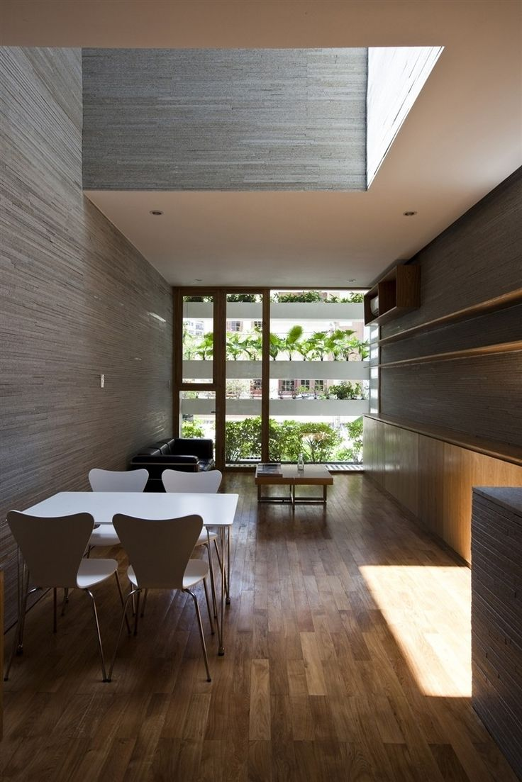 i 25 Stacking Green by Vo Trong Nghia Architects