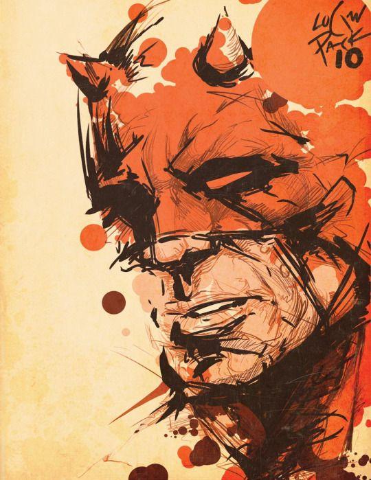 Daredevil by Logan Pack