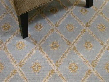 Bellbridge Carpets - Style: Encore II  Color: Lt Blue