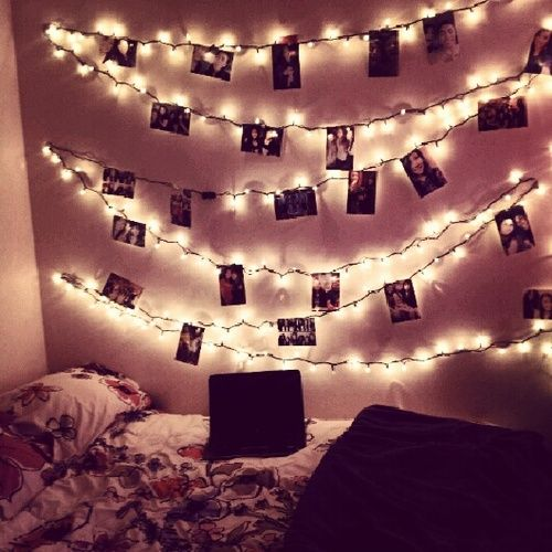 love anything and everything lights!