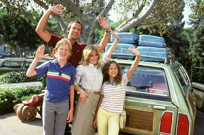 """Cast of """"National Lampoon's Vacation"""" Then and Now"""