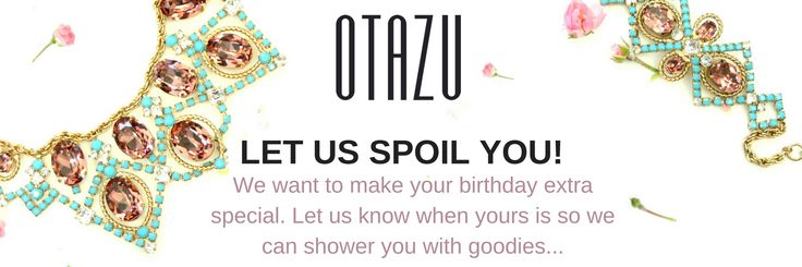 We want to spoil you! Sign up to our #newsletter so we can shower you with exclusive treats;   #Otazu #discount