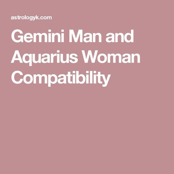 aquarius man dating cancer woman Scorpio is attracted to aquarius' ability to emit charisma without emotion they like probing and seeing where the emotional edges of the aquarius man or aquarius woman lie aquarius on the other hand is fascinated that the scorpio woman or scorpio man can feel so deeply, even if aqua doesn't understand how to fully navigate the emotional realm.