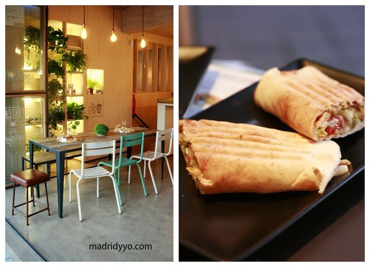 Shukran Express, comida libanesa en Madrid   www.madridyyo.com