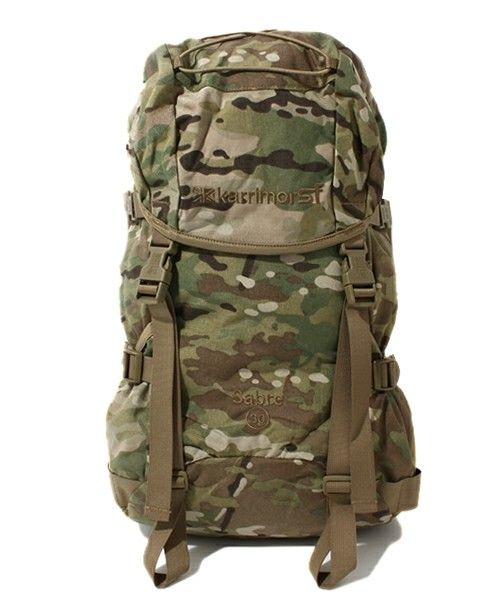 WHO'S WHO gallery MEN'S(フーズフーギャラリー メンズ)の【karrimor SF】 SABRE 30L(バックパック/リュック)|カモフラージュ
