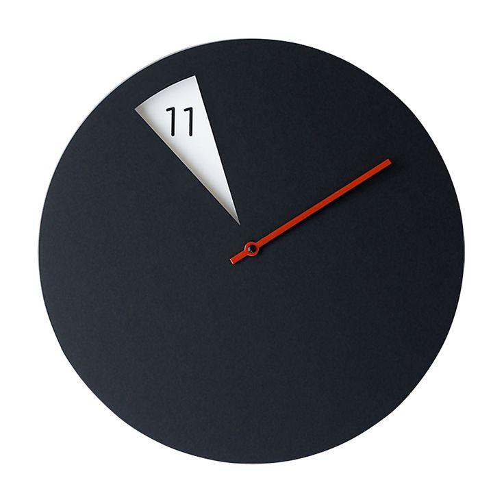1000 id es sur le th me horloge murale design sur pinterest murale design horloge murale et. Black Bedroom Furniture Sets. Home Design Ideas