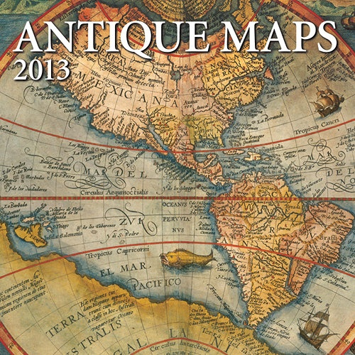 87 best old world maps images on pinterest antique maps old maps antique maps 2013 mini wall calendar gumiabroncs Gallery