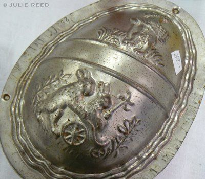 Gorgeous Chocolate Easter Egg Mold