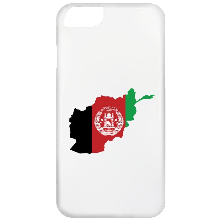afghanistan flag -01 iPhone 6 Case