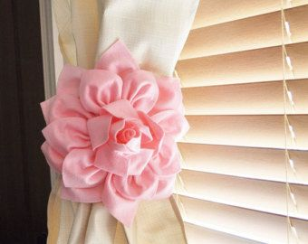 Curtains Ideas curtain holdback ideas : 1000+ ideas about Diy Curtain Holdbacks And Tiebacks on Pinterest ...