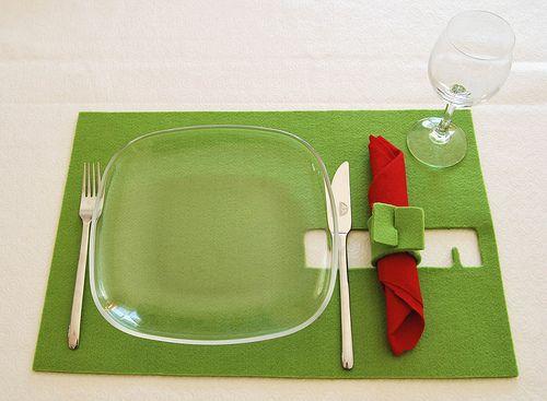 Individual de mesa