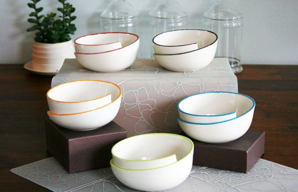 unique dishes | We think the Whirl Bowl would look great filled with colorful items . & 114 best unique dishes images on Pinterest | Ceramic pottery Clay ...