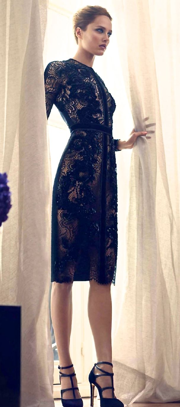 Formal dresses to wear to a wedding   Best images about Fashion  Lace on Pinterest  Lace maxi