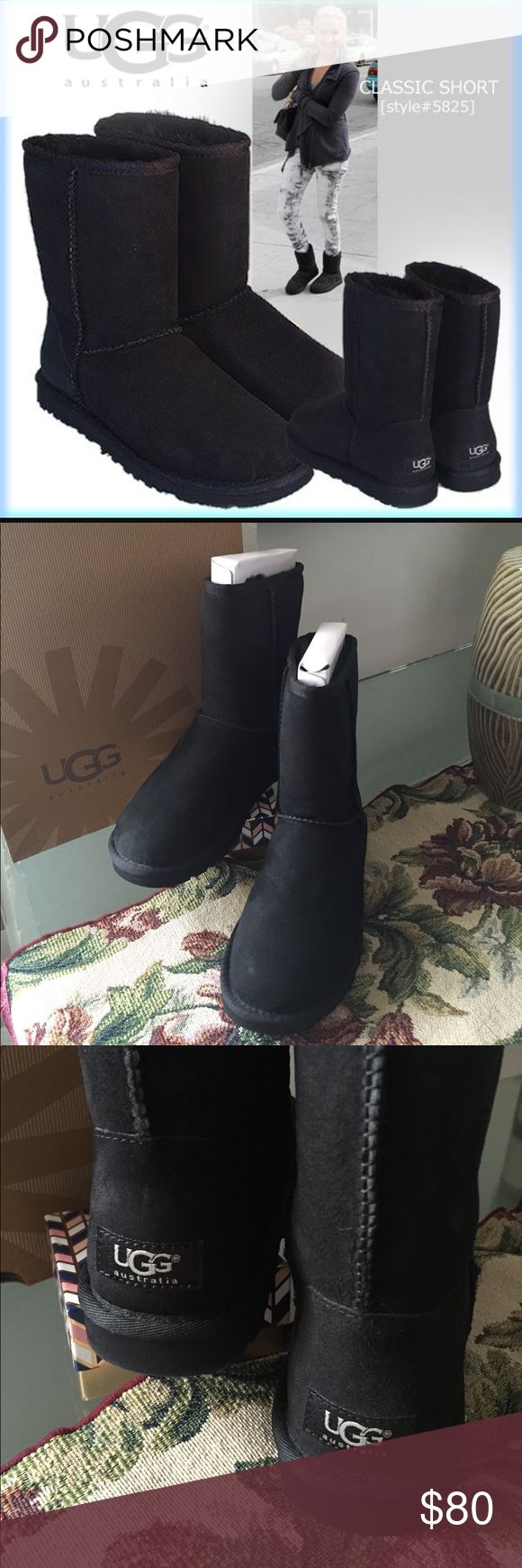NEW UGG CLASSIC SHORT Brand new. With original box UGG Shoes Ankle Boots & Booties