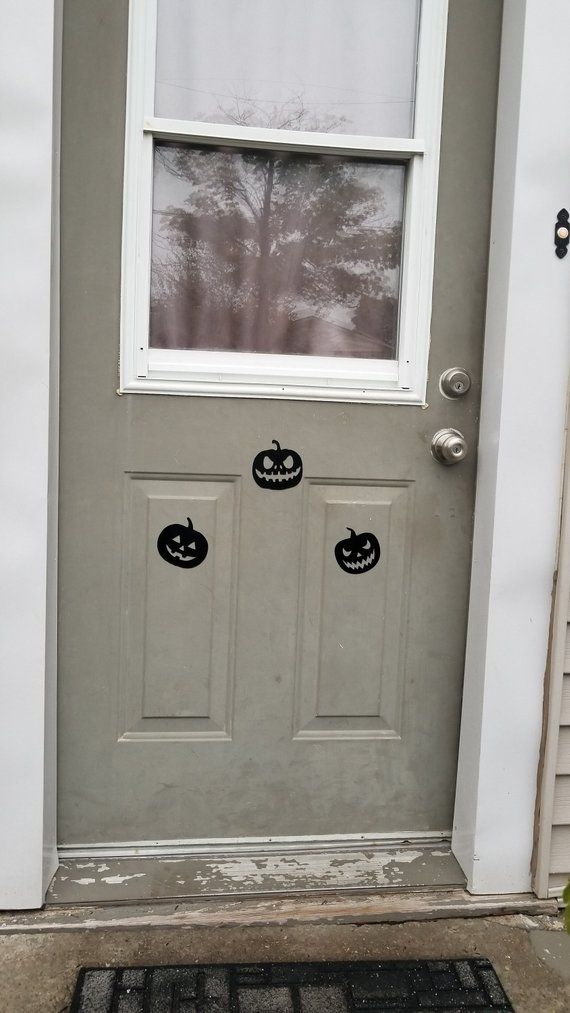 Spooky Jack-o'lantern Magnet for Cars Lockers Doors or