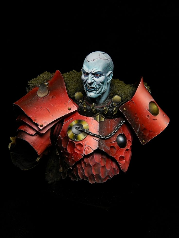 Abyysal Lord bust