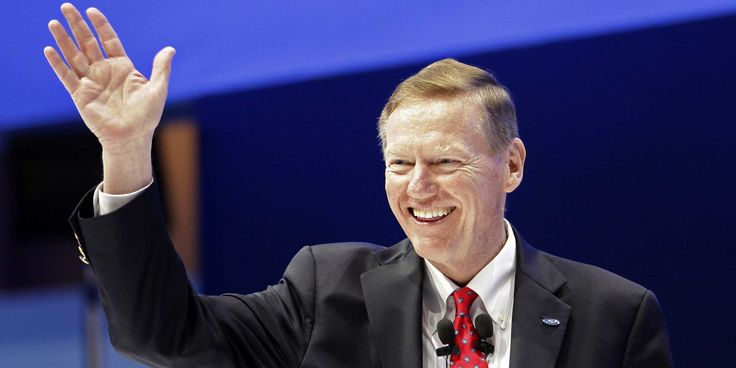 Just-Retired Ford CEO Alan Mulally Joins Google's Board Of Directors http://www.businessinsider.com/alan-mulally-joins-google-board-of-directors-2014-7