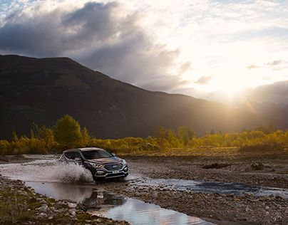 "Check out new work on my @Behance portfolio: ""Hyundai Santa Fe"" http://be.net/gallery/61804229/Hyundai-Santa-Fe"