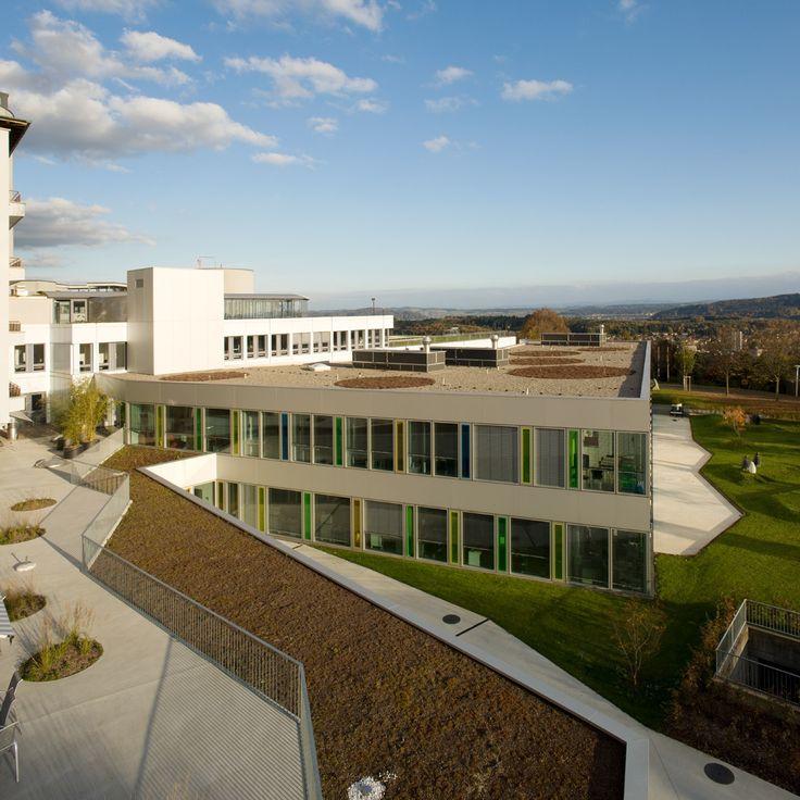 Gallery of Children's Clinic Wildermeth / bauzeit architekten - 10