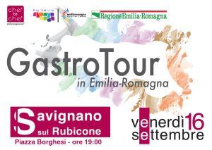 GastroTour a Savignano