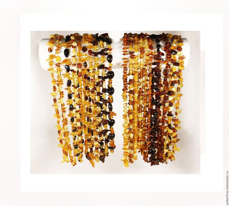 Купить Янтарные бусы ассорти  (арт. 203) - комбинированный, янтарь, янтарь купить, янтарь натуральный