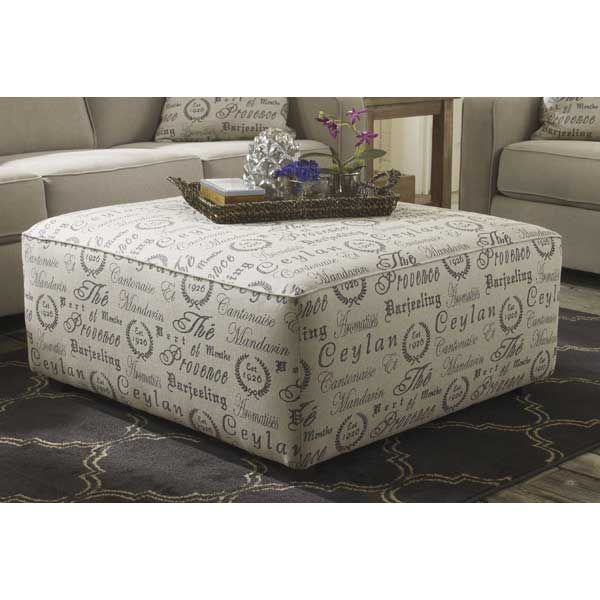 Oversized Ottoman Tray Living Rooms