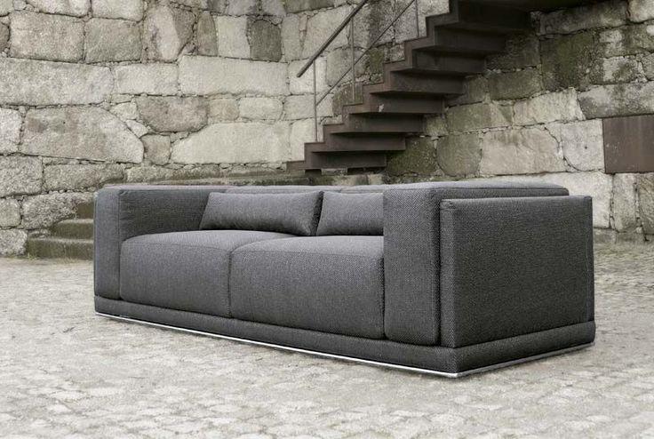 Sofás de qualidade Quality sofas  http://intense-mobiliario.com/pt/90-sofas  FERRIER http://intense-mobiliario.com/pt/sofas-3l-e-2l/422-sofa-ferrier.html